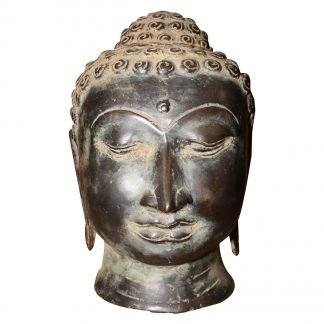 Boeddha Tsemo Beeld