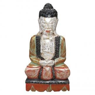 Boeddha Lotus Beeld
