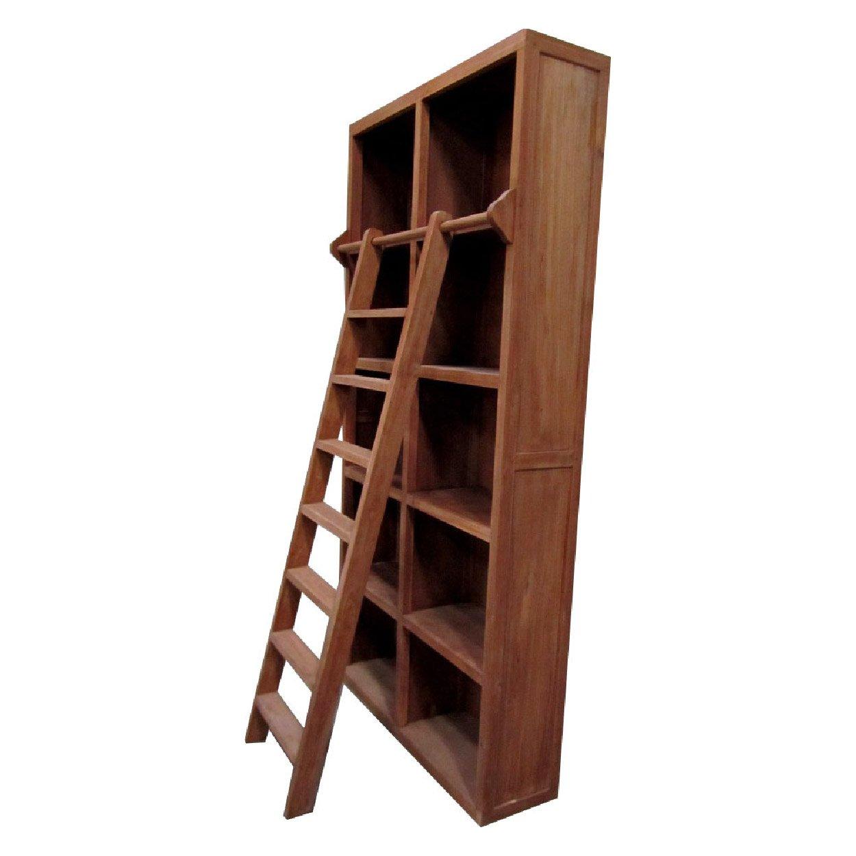 Hedendaags Boekenkast bibliotheekkast 'Wassenaar' 122 cm - OLMEGA Rotterdam DW-93