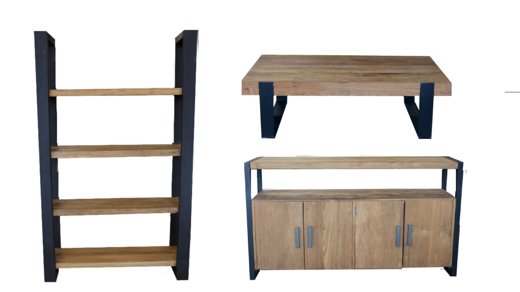 Categorie Industrieel Recycled Teak