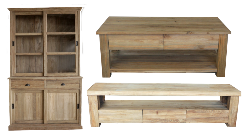 Categorie Recycled Teak