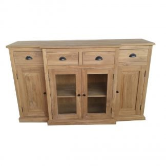 Teak Dressoir Papendrecht