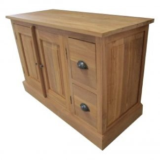 Teak TV Dressoir Den Bosch
