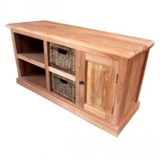 Teak TV Dressoir Middelkerke