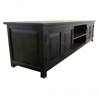 Teak TV Dressoir Facet
