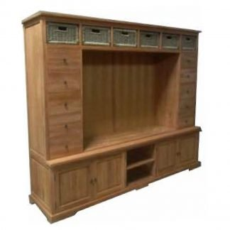 Teak TV Dressoir Aaf