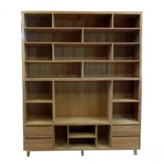 Teak TV Dressoir Kampen