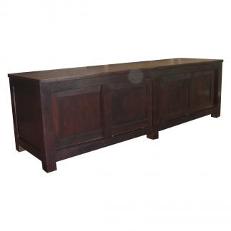 Teak TV Dressoir Amsterdam