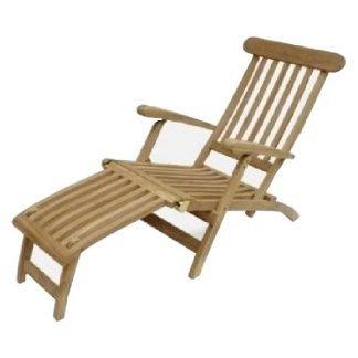 Teak Tuinstoel Deckchair