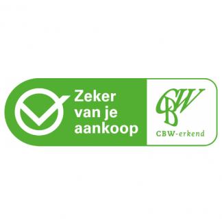 Logo CBW-Erkend