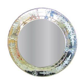Venetiaanse Spiegel Rond