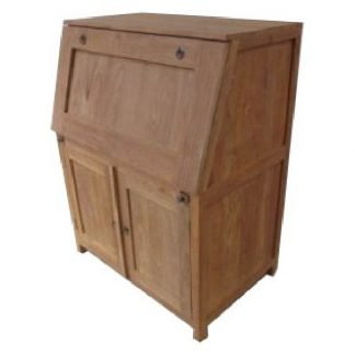 Teak Secretaire Nick