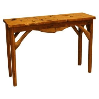 Teak Sidetable Wortelhout